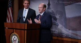 Bipartisan carbon-tax bill introduced in the Senate offers glimpse at future