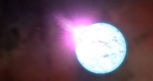 Pulsars could convert dark matter into something we could see