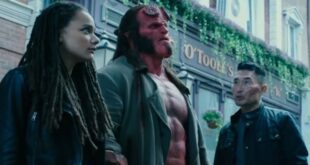 Big Red's Right Hand of Doom is back in fiery new Hellboy trailer