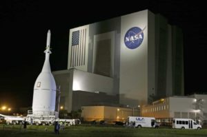 NASA froze a manned mission to the moon due to the coronavirus